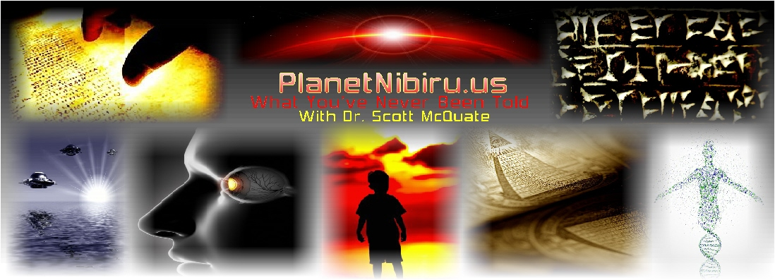 PlanetNibiru.us With Dr. Scott McQuate